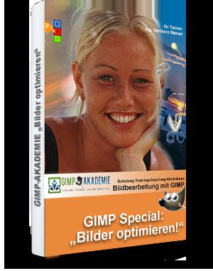 GIMP-AKADEMIE-Bilder optimieren