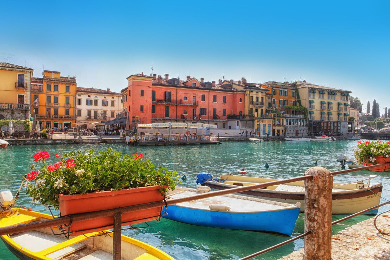 Landschaft; Italien; Verona; Peschiera; Garda See; Lago di Garda | Landscape; Italy; Europe; Garda Lake