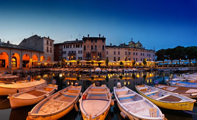 Landschaft; Italien; Brescia, Lombardei, Lombardia, Desenzao, Lago di Garda, Gardasee| Landscape; Italy; Europe; Garda lake